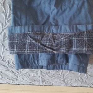 Flannel-lined pants